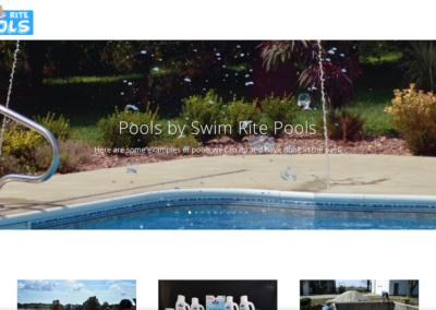 Swim Rite Pools Website