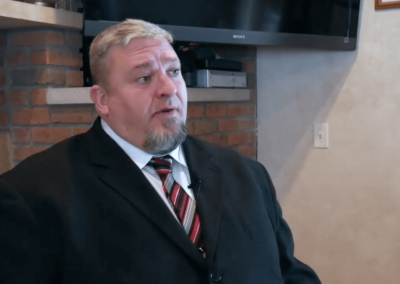 Political Interview – Donald Joseph
