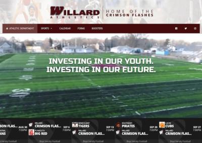 Willard City School Athletics Website